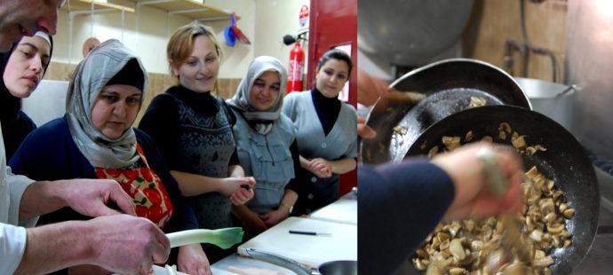 atelier cuisines du monde